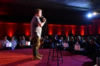 Saint George Yacht Club  Beirut-Downtown Social Event Hollywood Pop Up Comedy Club Lebanon