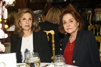 Le Maillon Beirut-Ashrafieh Social Event YWCA Mother's Day Lunch Lebanon