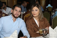 Diwan Shahrayar-Le Royal Dbayeh Social Event CCCL Media Lunch Lebanon