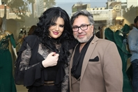 Saifi Village Beirut-Downtown Social Event Opening of Fouad Sarkis Boutique Lebanon