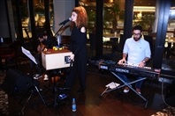 P F Changs Beirut-Ashrafieh Nightlife Samar & the band at P.F. Chang's  Lebanon