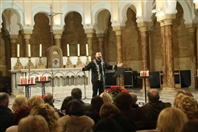 Concert Gabriel Abdel Nour at Saint Joseph Church Lebanon