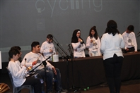 Metro Al Madina Beirut-Hamra Social Event Red Oak Concludes its Project Playing the Trash Orchestra Lebanon