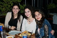The Backyard Hazmieh Hazmieh Nightlife Kitchen Yard on Friday Night Lebanon