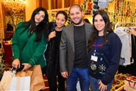 Coral Beach Beirut-Downtown Social Event Jebna El Eid Christmas Festival organized by The Channel Lebanon