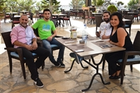 Karawan Hazmieh Social Event Karawan Restaurant on Sunday Lebanon
