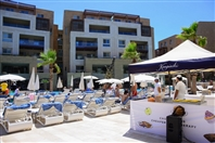 Kempinski Summerland Hotel  Damour Social Event Lunch by the pool at Kempinski Summerland Hotel & Resort Lebanon