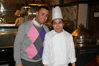 WOK W.O.K-Phoenicia Beirut-Downtown Social Event Kitchen Party Lebanon