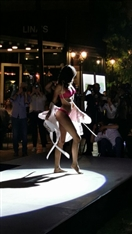 The Village Dbayeh Dbayeh Fashion Show K.Lynn Lingerie Fashion Show Lebanon