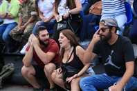 Outdoor Lebanese Arm Wrestling Championship Final Lebanon