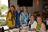 Yellow Table Dbayeh Social Event Ladies Lunch Lebanon