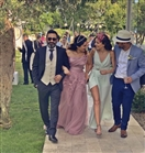 Around the World Wedding Wedding of Laura Khabbaz & Raymond Mansour Lebanon