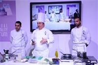 Burj on Bay Jbeil Social Event Le Cordon Bleu live cooking demonstration with Chef Emil Minev Lebanon