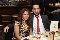 Le Maillon Beirut-Ashrafieh Social Event Syriac Catholic Charity Association Annual Dinner at Le Maillon - part 2 Lebanon