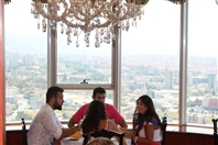 Le Ciel Sin El Fil Social Event Sunday Brunch at Le Ciel Lebanon