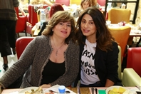 Al Mandaloun Cafe Beirut-Ashrafieh Social Event Mariam Mogharbel brunch Let's meet for Hope Lebanon