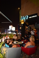 Lily's Dbayeh Nightlife Iyad Sfeir and the Proud Music Society Lebanon
