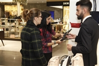 ABC Ashrafieh Beirut-Ashrafieh Social Event Longchamp styling session with Wassim Fakhoury Lebanon
