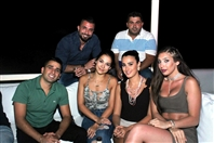 La Taiga Batroun Beach Party Majd Moussally at La Taiga Lebanon
