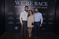 O1NE Beirut Beirut-Downtown Fashion Show Marie France Fashion Show SS18 Part1 Lebanon