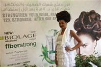 Social Event Matrix Lancement Biolage Lebanon