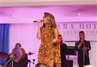 Around the World Concert Maya Diab at Hilton Taba Lebanon