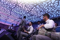 Indigo on the Roof-Le Gray Beirut-Downtown New Year NYE at Grand Salon Lebanon
