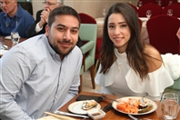 Mosaic-Phoenicia Beirut-Downtown Social Event New Year's lunch at Mosaic Lebanon