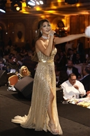 Activities Beirut Suburb Concert Nawal El Zoghbi on New Year's Eve Lebanon