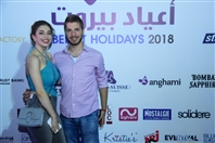 Beirut Waterfront Beirut-Downtown Concert Nancy Ajram at Beirut Holidays Lebanon