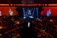 Around the World Concert Nancy Ajram at Cratos premium hotel and resort Lebanon