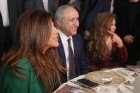 Four Seasons Hotel Beirut  Beirut-Downtown Nightlife Nawal el Zoghbi Album Launch 'Keda bye' Lebanon