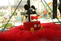 Windmill Playground Jounieh Kids Noah's Birthday Setup Decoration Lebanon