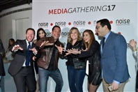 Stereo Kitchen Beirut-Gemmayze Social Event Noise PR Firm Honors Lebanese Media in its End-of-year Gathering Lebanon