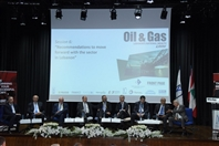 Social Event Organization of the third Forum on Oil and Gas Lebanon