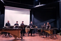 Social Event A Percutant Performance by Beirut Percussion Ensemble Lebanon