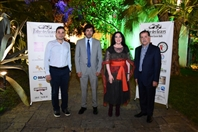 Sursock Palace Beirut-Ashrafieh Social Event Rally Des Graces Gala Dinner Lebanon