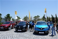 IXSIR Batroun Social Event Renault Duster at Ixsir Winery Lebanon