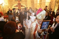 Social Event Baptism of Rima Fakih's Daughter Lebanon