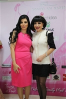 Fashion Show International Designer Robert Abi Nader hosts 'Touch of Pink' Lebanon