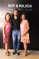 Activities Beirut Suburb Social Event Opening of Roy & Majida Hair & Beauty Salon Lebanon
