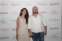 Movenpick Nightlife Skyline Rooftop Lounge Opening Lebanon