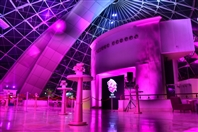 Hilton  Sin El Fil Nightlife The Pink Party at The Dome Part1 Lebanon