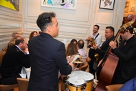La Petite Maison Beirut-Downtown Social Event The Troubadours at La Petite Maison Beirut Lebanon