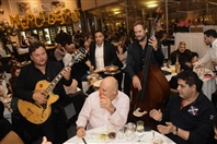 La Petite Maison Beirut-Downtown Nightlife The Troubadours at La Petite Maison Beirut Lebanon