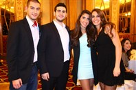 Coral Beach Beirut-Downtown Social Event The annual FEA Christmas Dinner Lebanon
