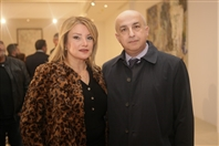 Chiyah Forum Beirut Suburb Social Event Theatre du Boulevard Opening Lebanon