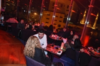 Bar ThreeSixty-Le Gray Beirut-Downtown Nightlife Valentine's at Bar ThreeSixty Lebanon