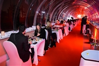 Hilton  Sin El Fil Social Event Valentine On The Bridge at Hilton Beirut Metropolitan Palace Lebanon
