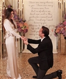 Wedding Proposal of Valerie Abou Chacra & Ziad Ammar Lebanon